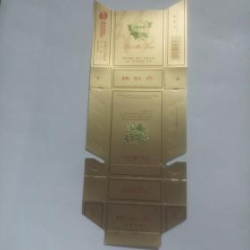 绿牡丹烟标二种 (卡标) (颐中烟草集团山东菏泽卷烟厂)
