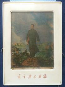 毛主席去安源立体摆件——1898