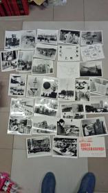 建国35年来 气象事业发展成就新闻图片  (29张图片,一张封面 30张全)