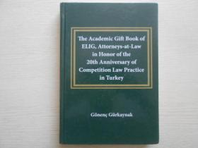 The Academic Gift Book of ELIG 外文书籍