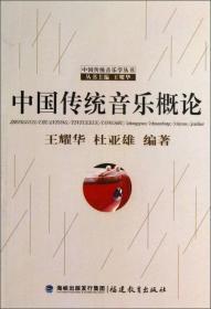 中国传统音乐概论  全新