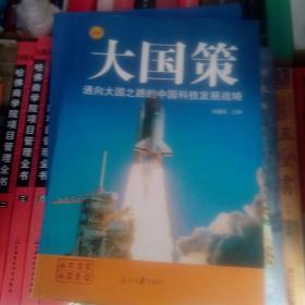 通向大国之路的中国科技发展战略