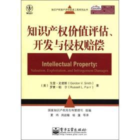 世纪波·知识产权资产评估促进工程系列丛书:知识产权价值评估、开发与侵权赔偿