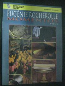 外国原版钢琴曲  Eugenie Rocherolle MOMENTOS book2 INTERMEDIATE PIANO SOLOS