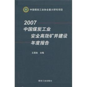 2007中国煤炭工业安全高效矿井建设年度报告