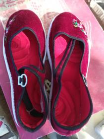 女 士一带鞋新鞋39码微信13610611768千层手纳底