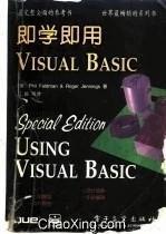 即学即用VISUAL BASIC