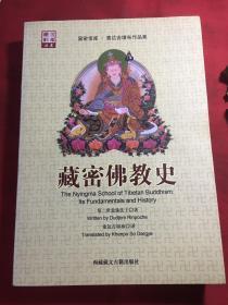 藏蜜佛教史