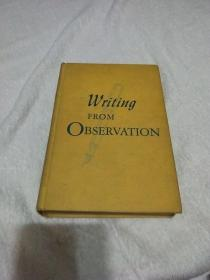 Writing FROM OBSERVATION