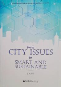From CITY ISSUES to SMART AND SUSTSINSBLE(从城市需求到智慧与可持续 全英文版)