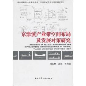 京津滨产业带空间布局及发展对策研究