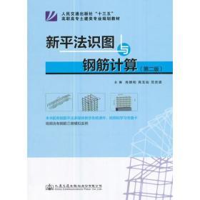 新平法识图与钢筋计算 第二版