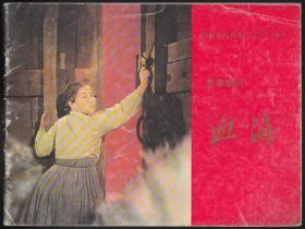 朝鲜《革命歌剧·血海》剧照