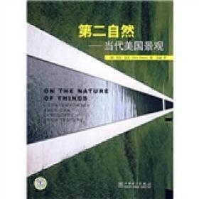 正版 第二自然-当代美国景观 金尼  孙晶 译 中国电力出版社