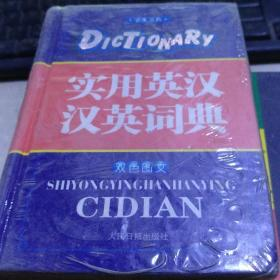 实用英汉汉英词典(双色图文)