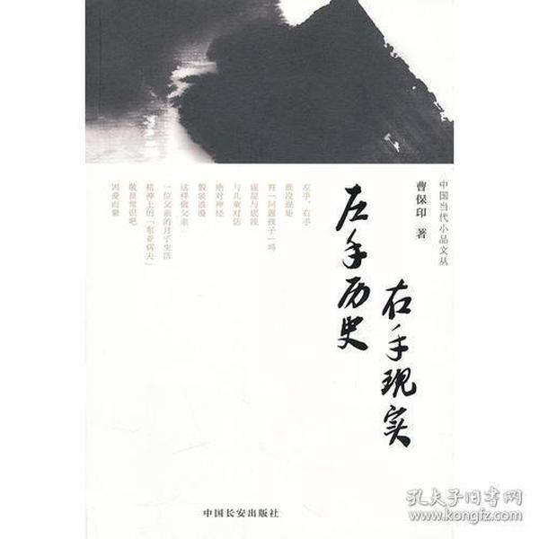 左手历史,右手现实(中国当代小品文丛009)