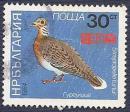 外国邮票-保加利亚1984年野生鸽子图   好信销邮票