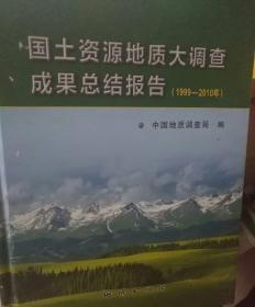 国土资源地质大调查成果总结报告:1999-2010年