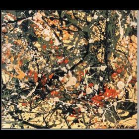 现货 Jackson Pollock 杰克逊.波洛克 绘画艺术书画册