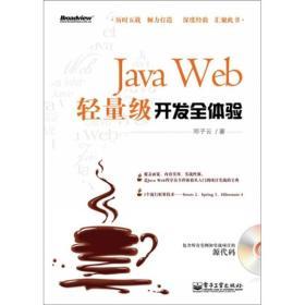 Java Web轻量级开发全体验