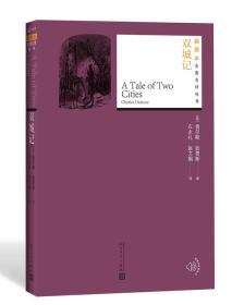 文学名家名著:双城记(插图本名著名译丛书)