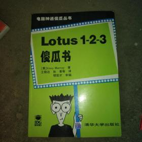 Lotus 1-2-3傻瓜书