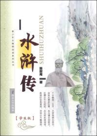 青少年无障碍阅读系列丛书:水浒传(2014年新)