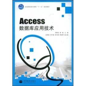 全国高职高专教育十一五规划教材:Access数据库应用技术