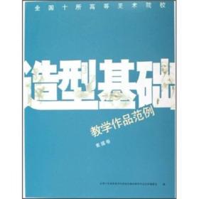 造型基础教学作品范例(素描卷)