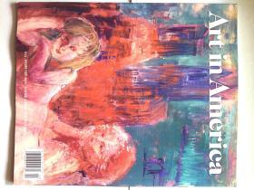 Art in America  美国艺术 2018/02 外文原版过期艺术杂志