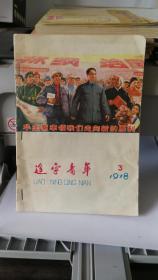 辽宁青年  (1978年3期,封面:华主席率领我们走向新的胜利)