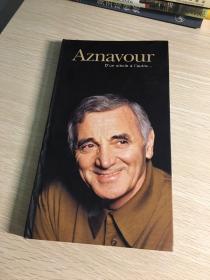 Aznavour(附三张光盘)