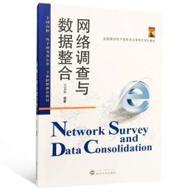 【二手包邮】网络调查与数据整合 王卫东 武汉大学出版社
