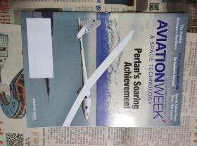 Aviation Week & Space Technology 2017/09/18-10/01 航空空间技术杂志