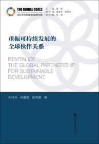 重振可持续发展的全球伙伴关系