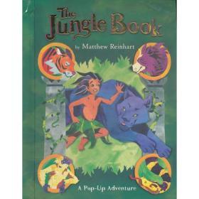 The Jungle Book: A Pop Up Adventure