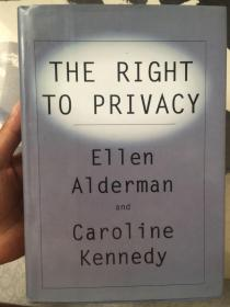 THE RIGHT TO PRIVACY (英文原版、精装毛边书)