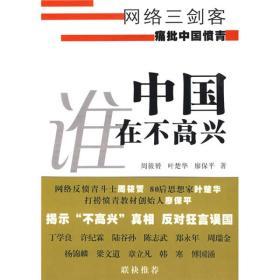 中国谁在不高兴:网络三剑客