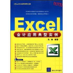 Excel会计应用典型实例