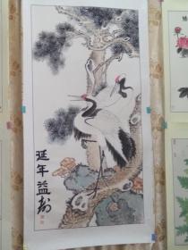 延年益寿仙鹤图/BT(外来之家