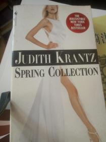 英文原版 SPRING COLLECTION (JUDITH KRANTZ)