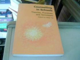 由Esther Tan编辑的学校辅导理论 过程和技巧(以图书照片为准)