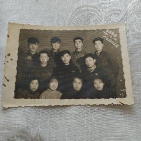学友留念1961年吉林化工司