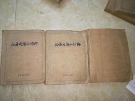 盲文版《汉语成语小词典》上中下册