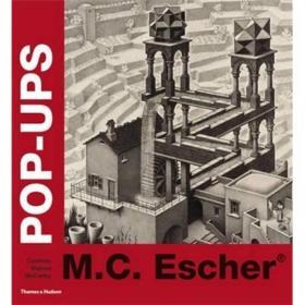 WW9780500515907微残-英文版-M.C. Escher POP-UPS