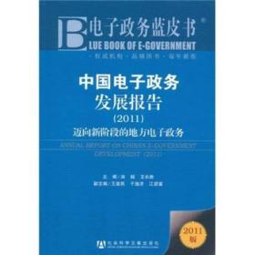 中国电子政务发展报告