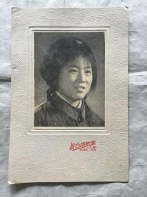 军装照(二) 上海长白摄影室