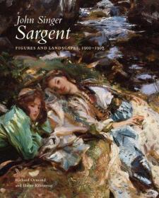 John Singer Sargent - Figures and Landsc