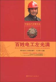 中国当代劳模书系:百姓电工左光满