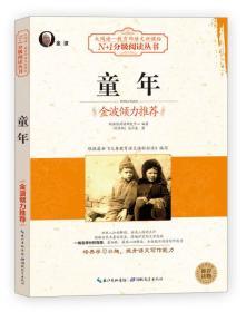 童年(大阅读·世界文学名著系列·N+1分级阅读丛书)
